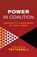 Power in coalitions: strategies for strong unions and social change