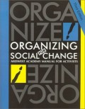 Organizing for social change