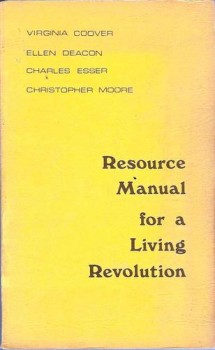 Resource manual for a living revolution