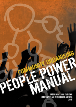 People Power Manual: Community Organising Guide