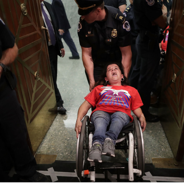 'That's just the life of a warrior': How disability activists are playing the long game under Trump